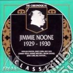 1929-1930 cd musicale di JIMMIE NOONE