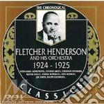 1924-1925 cd musicale di FLETCHER HENDERSON