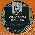 1928-1940 cd musicale di DODDS JOHNNY