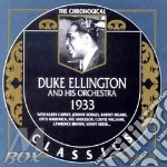 1933 cd musicale di ELLINGTON DUKE