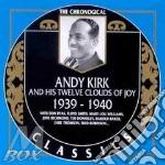 1939-1940 cd musicale di ANDY KIRK