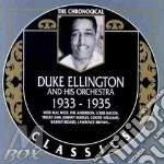 1933-1935 cd musicale di ELLINGTON DUKE