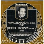 1940-1941 cd musicale di HORACE HENDERSON/FLE