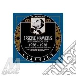 1936-1938 cd musicale di ERSKINE HAWKINS & HI