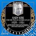 1929-1931 cd musicale di ANDY KIRK