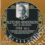 1924 VOL.2 cd musicale di FLETCHER HENDERSON