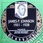 1921-1928 cd musicale di JAMES P.JOHNSON