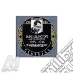 1935-1936 cd musicale di ELLINGTON DUKE