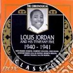 1940-1941 cd musicale di LOUIS JORDAN