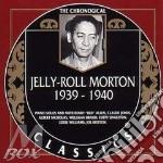 1939-1940 cd musicale di JELLY ROLL MORTON