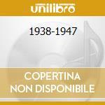 1938-1947 cd musicale di GENE SEDRIC