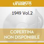 1949 VOL.2 cd musicale di ERROLL GARNER