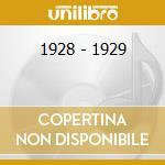 1928 - 1929 cd musicale di TRUMBAUER FRANKIE &