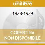 1928-1929 cd musicale di BEIDERBECKE / WHITEM