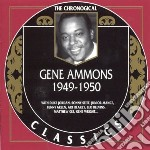 Gene Ammons - 1949-1950 cd musicale di AMMONS GENE