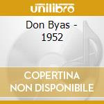 Don Byas - 1952 cd musicale