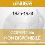 1935-1938 cd musicale
