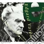 Entretiens cd musicale di Edgar Varese