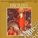 Musica Di Pasqua: Messa Del Giorno, Messa Di Quasi Modo cd musicale