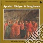 Liturgia Degli Apostoli, Dei Martiri, Delle Vergini cd musicale di Abbaye de solesmes
