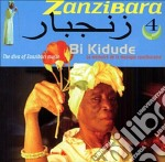 Zanzibara 4 - Bi Kidude' cd musicale di Ki Kidude
