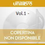 Vol.1 - cd musicale di Genovese Trallalero