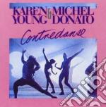 YOUNG KAREN & DONATOYO MICHEL - CONTREDA cd musicale