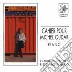 Cahier Pour Michel Oudar cd musicale