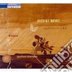 Ropartz Joseph-guy - Quartetti Per Archi Nn.4, 5 E 6 cd musicale di ROPARTZ JOSEPH-GUY