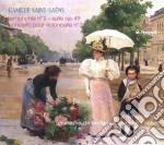 Saint-saëns Camille - Sinfonia N.2, Suite Op.49, Concerto Per Violoncello N.2 cd musicale di SAINT-SA?NS