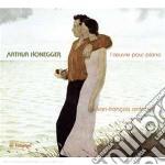 Opere per pianoforte: toccata e variazio cd musicale di Arthur Honegger