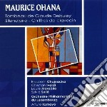Tombeau de claude debussy, silenciaire, cd musicale di Maurice Ohana