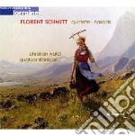 Schmitt Florent - Quintetto Per Pianoforte E Archi - Hasards cd musicale di Florent Schmitt