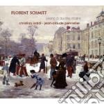 Schmitt Florent - Opere Per Pianoforte A Quattro Mani cd musicale di Florent Schmitt