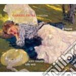 Melodies vol.1 cd musicale di Gabriel Faure'