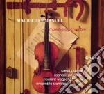 Emmanuel Maurice - Sonata Per Violoncello E Pianoforte, Sonata Per Flauto, Clarinetto E Pianoforte  - Quatuor Stanislas  /alexis Galpérine, Violino, R cd musicale di Maurice Emmanuel