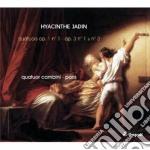 Jadin Hyacinthe - Quartetti Per Archi N.1 Op.1, Nn.1,3 Op.3 cd musicale di Hyacinthe Jadin