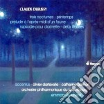 Opere per orchestra vol.2: tre notturni, cd musicale di Claude Debussy