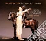 Le chevalier et la damoiselle cd musicale di Philippe Gaubert