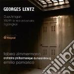 Lentz Georges - Musica Per Orchestra: Guyuhman, Monh, Ngangkar cd musicale di Georges Lentz