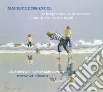 Sinfonia n.1, sinfonia n.2 'bretonne', cd musicale di Maurice Emmanuel