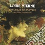 Integrale della musica da camera cd musicale di Louis Vierne