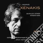 Opere per orchestra (integrale) cd musicale di Iannis Xenakis