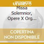 MISSA SOLEMNIOR, OPERE X ORG (A 2 E A 4 cd musicale di Gaston Litaize