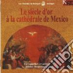 Les Chemins Du Baroque: Messico /la Cappella Cervantina cd musicale