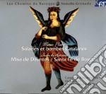 LES CHEMINS DU BAROQUE: NUOVA GRANADA cd musicale
