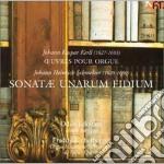 Kerll Johann Kaspar - Sonata Secunda > Quinta Per Organo cd musicale di KERLL JOHANN KASPAR