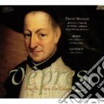 Menault Pierre - Vespres Pour Le Pere Chaize cd musicale di Pierre Menault