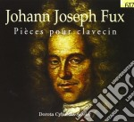 Fux Johann Joseph - Pièces Pour Clavecin  - Cybulska-amsler Dorota  Cv cd musicale di FUX JOHANN JOSEPH