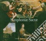 Schutz Heinrich - Symphoniaæ Sacræ cd musicale di Heinrich SchÃœtz